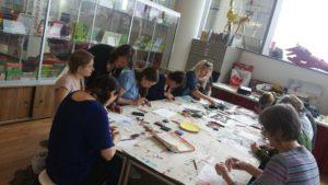 Workshop stempels